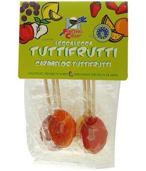 La Finestra Sul Cielo Fruit Lollypops - 50g