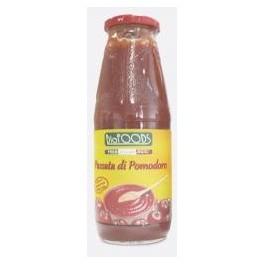 Bio Foods Mashed Tomatoes - 680g