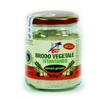La Finestra Sul Cielo Vegetable Broth (No Added Fats) - 200g