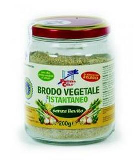 La Finestra Sul Cielo Vegetable Broth w/o Yeast - 200g