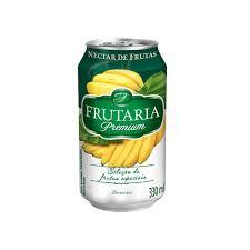 FRUITARIA NECTAR WITH BANANA 330 ML