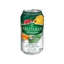 FRUITARIA NECTAR WITH ACEROLA, CASHEW, CAJA AND SOURSOUP 330 ML