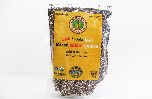Mixed Color Quinoa - 340g