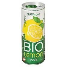 Lemon soda Hollinger - 250ml