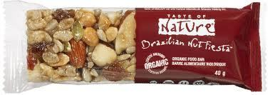 BRAZILIAN NUT BAR - 40gm