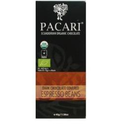 Pacari Dark  Covered Espresso 57g