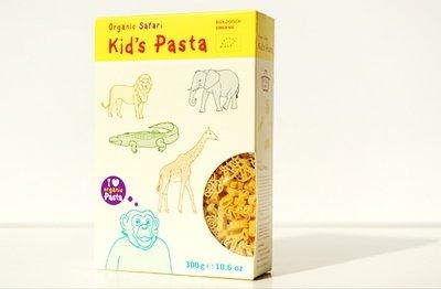 Organic Safari Kids Pasta - 300g