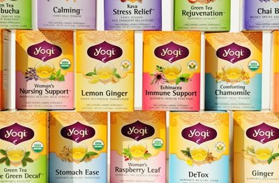 Yogi Pure Green Tea DECAF 30g