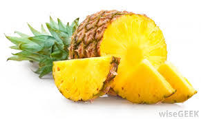 Pineapple - 1 pc (approx 1.5 kgs)