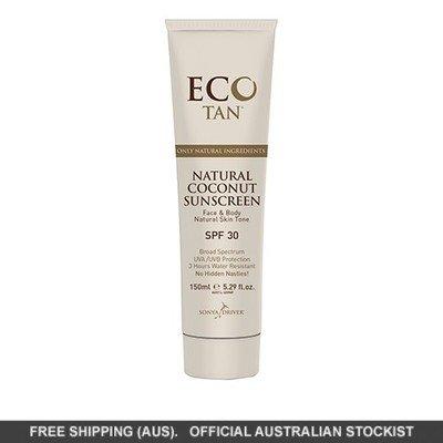 Natural Coconut Sunscreen SPF 30(Natural Skin Tone) - 150ml