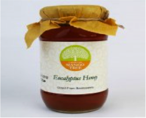 Under the Mango Tree Eucalyptus Honey - 200g