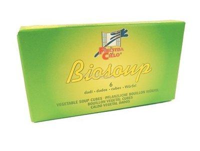 La Finestra Sul Cielo Vegetable Stock Biosoup - 6 Cubes