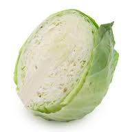 CABBAGE - White (Cut piece ) - 500 gm