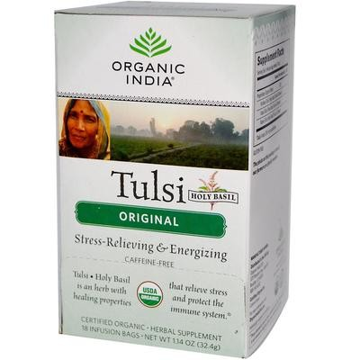 Organic India Tulsi Original - 18 Bags