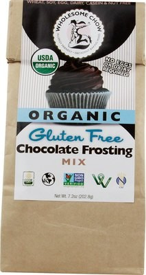 Wholesome Chow Chocolate Frosting Mix - 202.8g