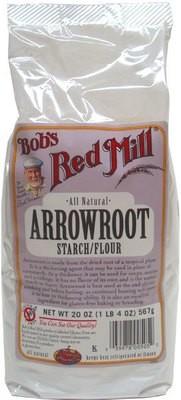 Bobs Redmill Arrow root Flour - 567 gm