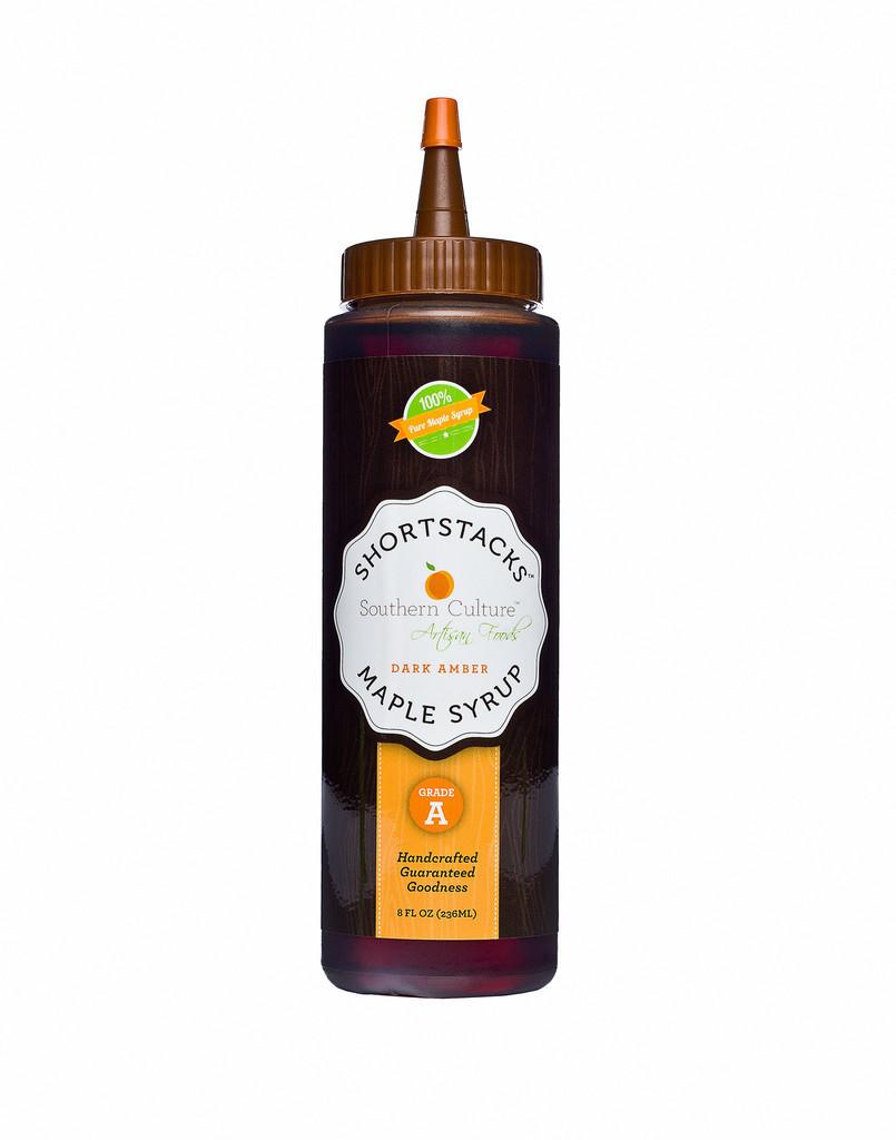 100% Dark Amber Maple Syrup (Grade A) - 236 ml