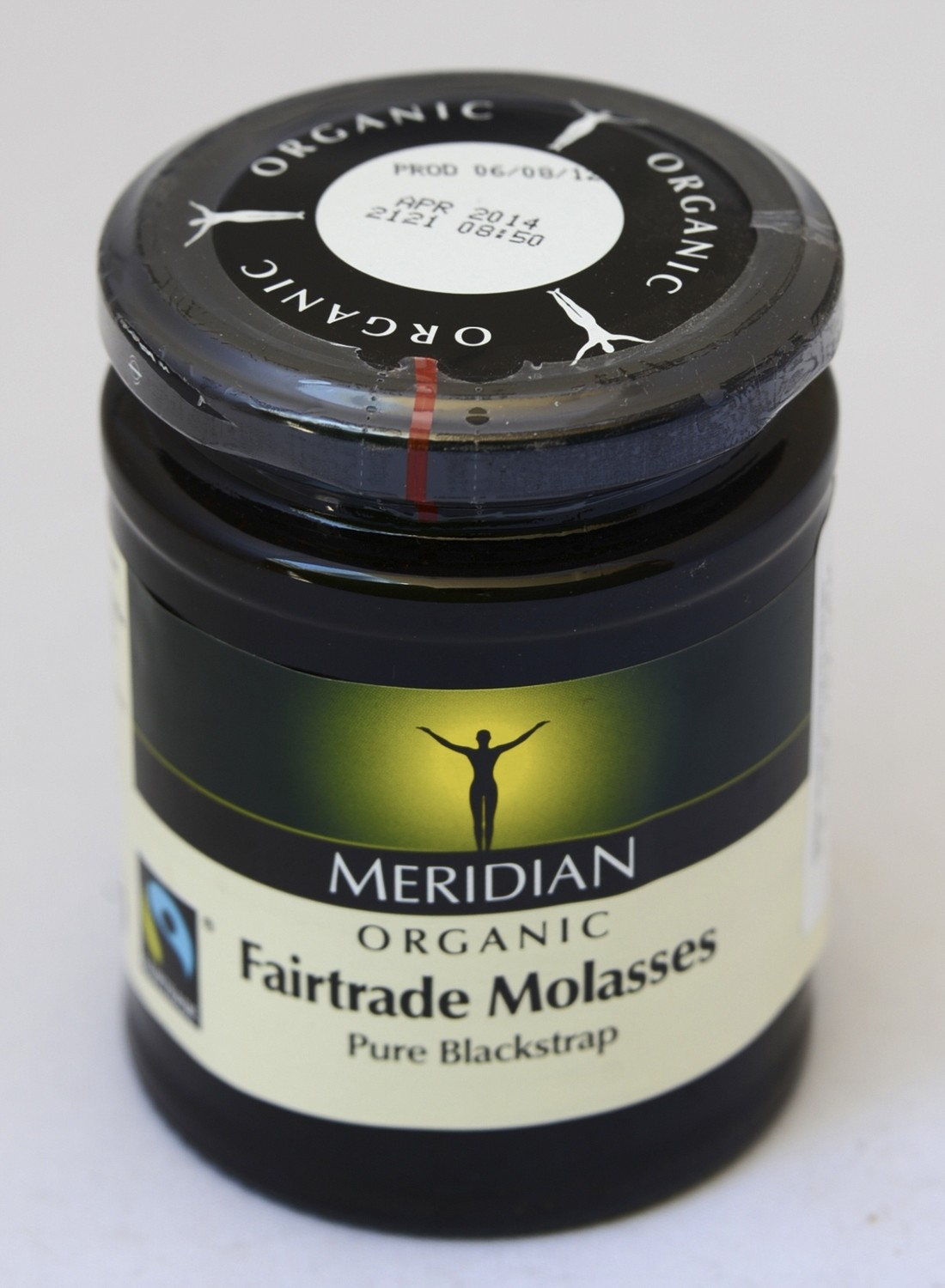 Meridian Organic Molasses Black Strap - 350ml