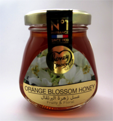 Honey Moon Orange Blossom Honey - 200g