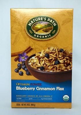Nature's Path Blueberry Cinnamon Flax - 400g
