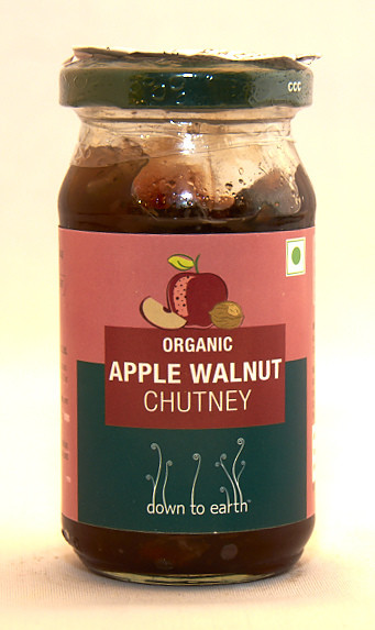 Apple Walnut Chutney - 220gm