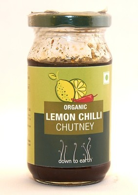 Lemon Chilli Chutney - 220gm