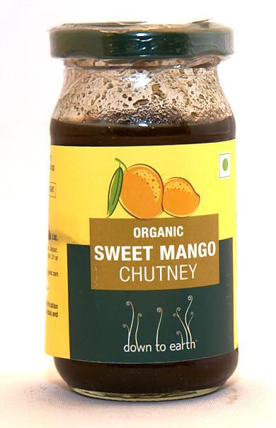 Sweet Mango Chutney - 220gm