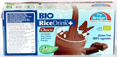 Bio Rice Drink Choco 3x200ml