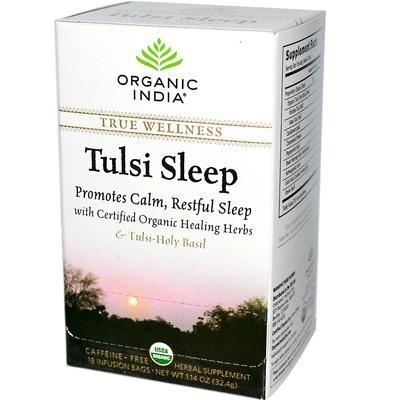 Organic India Tulsi Sleep - 18 Bags