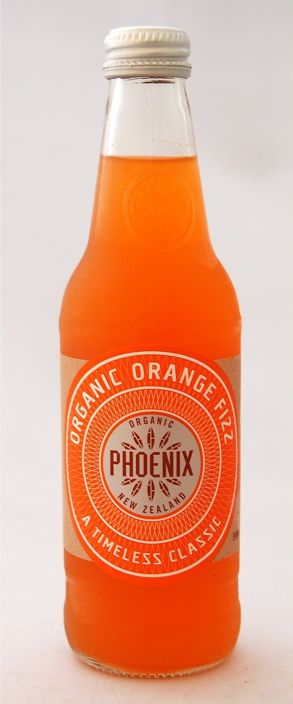 Phoenix Orange Fizz - 330ml