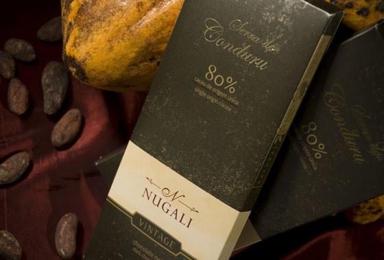 DARK CHOCOLATE BAR 80% COCOA (Gluten free, Lactose free)  85G