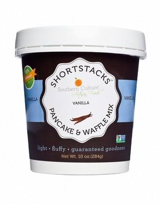 Short stack Vanilla Panacake and Waffle mix - 284 gms