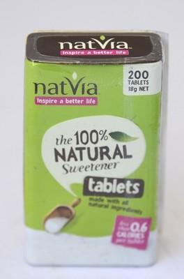 Natvia 200 Tablets - 18ml