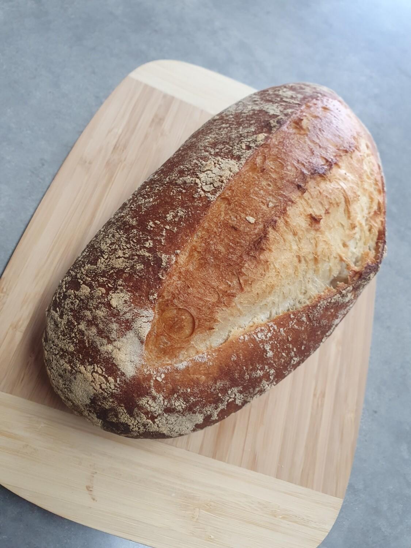 Sourdough loaf ( flour based)