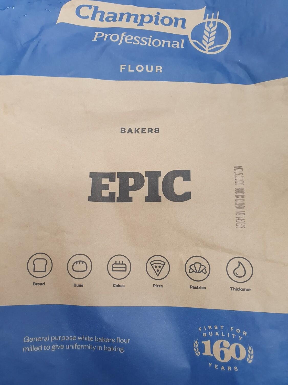 White flour 1.5kg ( repacked Epic)