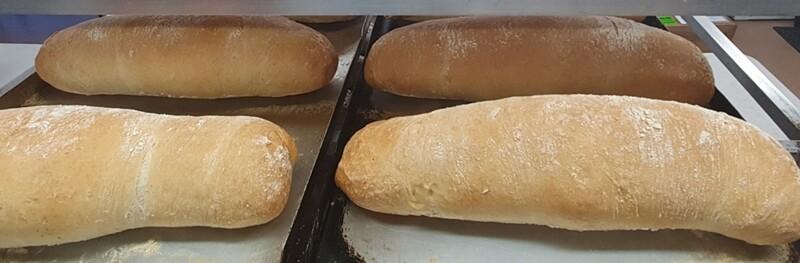 Ciabatta Loaf ( flour based)