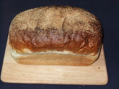 pane Italiano ( Traditional flour based white loaf)