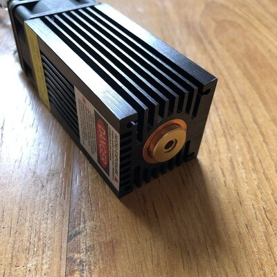 NEW Laseraxe Laser Module Diode Generator With Heatsink for Laser Engraver Machine 7000mW