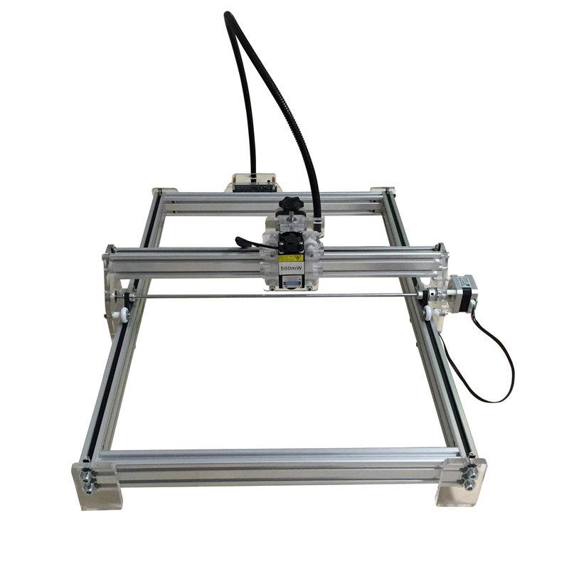 Laseraxe DIY Desktop Mini Laser Engraver Engraving Machine Laser Cutter 35X50cm 500mW-7000mW