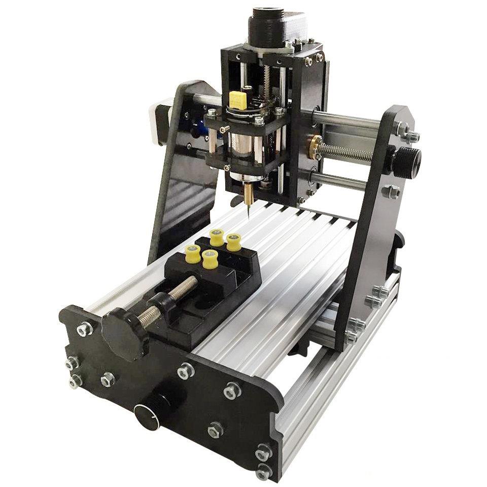 Laseraxe Mini 3 Axis USB Desktop CNC Router Wood PCB Milling Engraving Machine Kit
