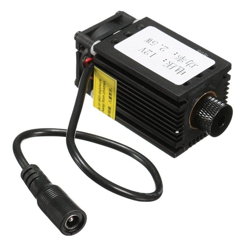 Laseraxe Laser Module Diode Generator With Heatsink for Laser Engraver Machine 500mW/1000mW/2500mW/5500mW