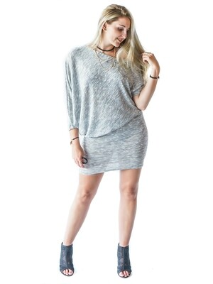 HILARY -GREY KNIT -SPECIAL EDITION