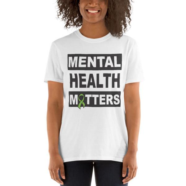Humanity 360 - Mental Health Matters Short-Sleeve Unisex T-Shirt