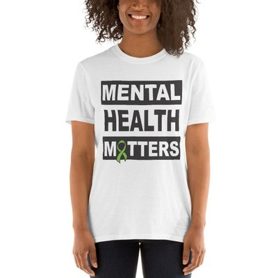 Humanity 360 - Mental Health Matters Short-Sleeve Unisex T-Shirt