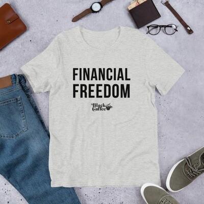 Freedom Short-Sleeve Unisex T-Shirt