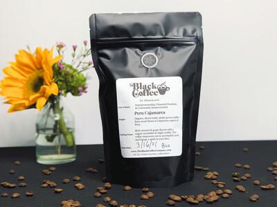 """Peru San Ignacio Cajamarca"" Organic Coffee Beans"