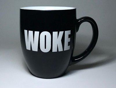 WOKE Mug