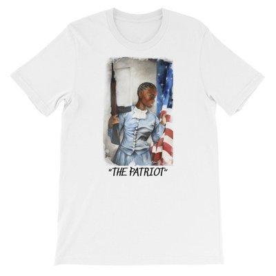 """The Patriot"" Short Sleeve Unisex"