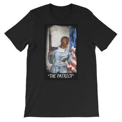 """The Patriot""  Short-Sleeve Unisex"