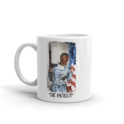 """The Patriot"" Mug"